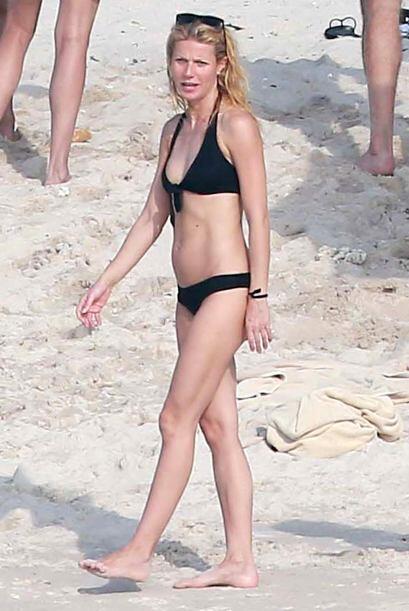 Chris Martin cambió el cuerpazo de Gwyneth por las curvas de Jennifer La...