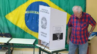 Elecciones en Brasil: una segunda vuelta muy reñida