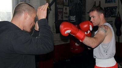 La historia que no conocías: el pasado boxeador de Wayne Rooney