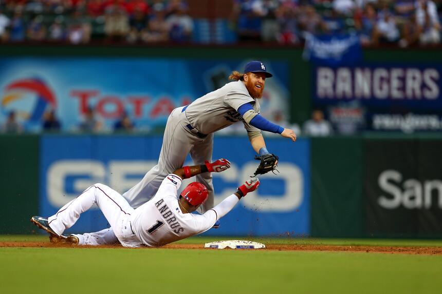 Texas Rangers vs Dodgers