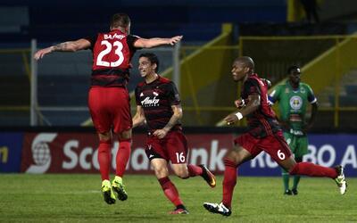 Portland Timbers venció 2-1 a Dragón y se jugará el pase ante Saprissa