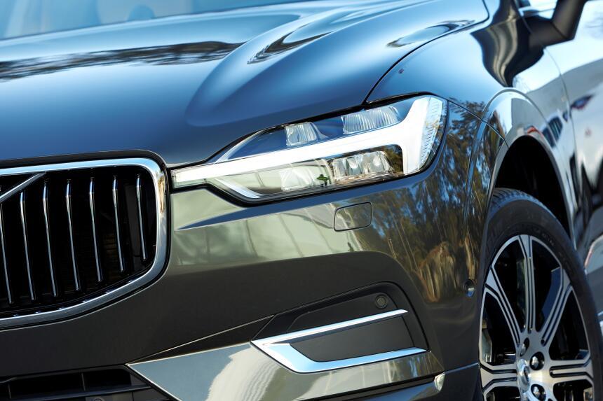 Las armas de la nueva Volvo XC60 son belleza y alta tecnología  205026_T...