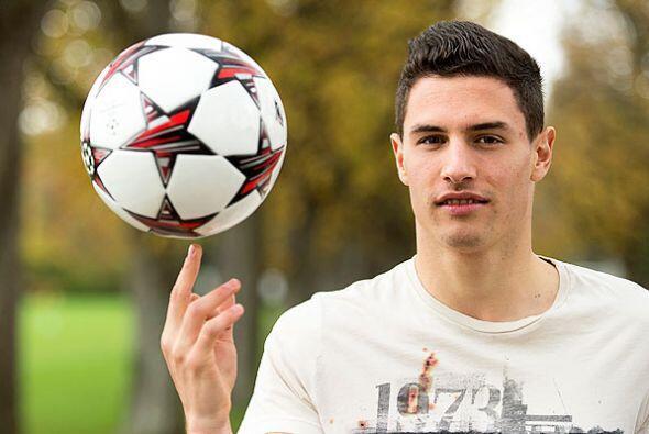 Fabián cumple 23 años en diciembre.Todo sobre el Mundial de Brasil 2014.