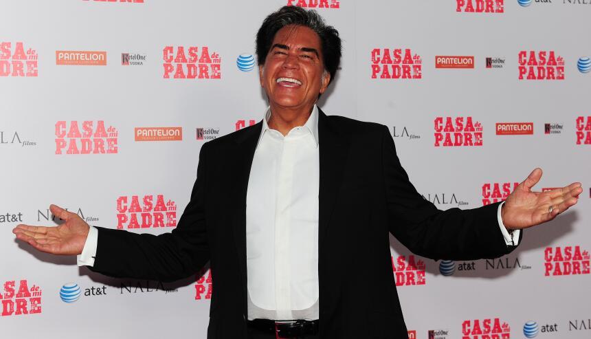 """Jose Luis """"El Puma"""" Rodriguez es un cantante, empresario y actor venezol..."""