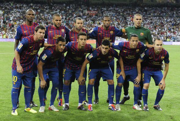 El monarca del torneo, Barcelona, ganó 51 millones de euros ($73.5 millo...