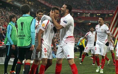 Kolodziejczak anotó el gol de la reacción andaluza