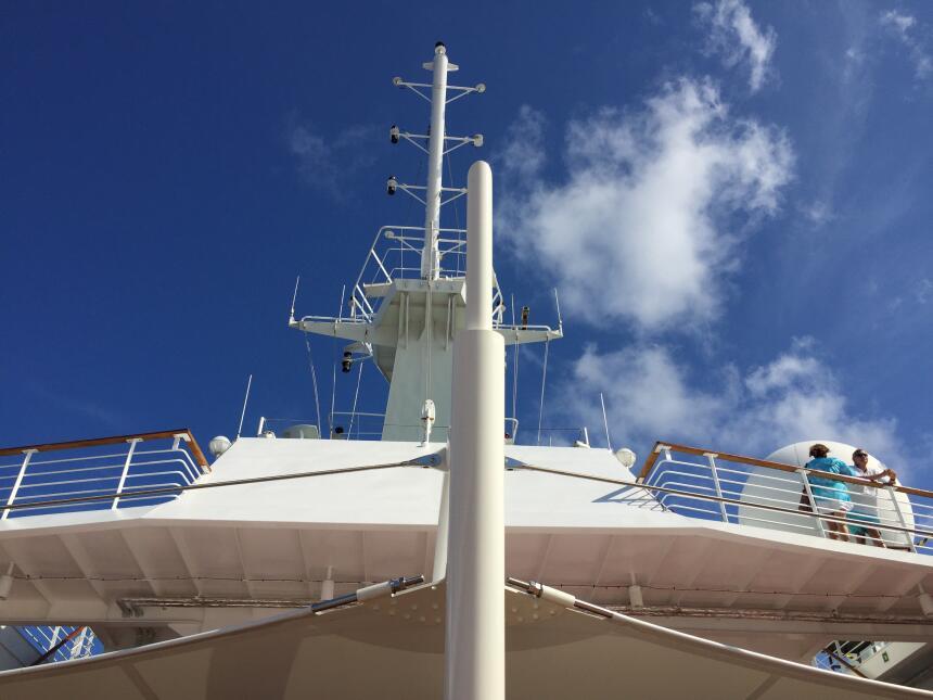 Crucero EEUU-Cuba