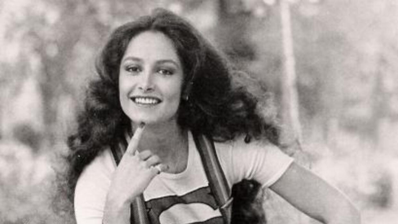 """Daniela Romo debutó en la televisión con la novela """"A..."""