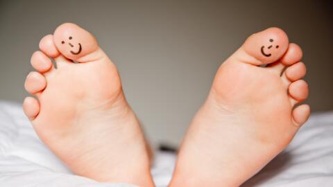 Los pies y tu personalidad