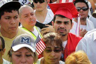 Inmigrantes indocumentados.