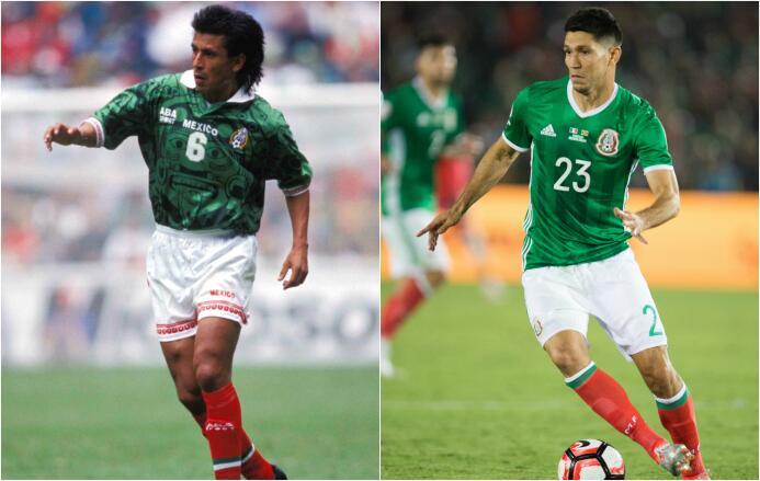 Selecciones México 1994 | 2016