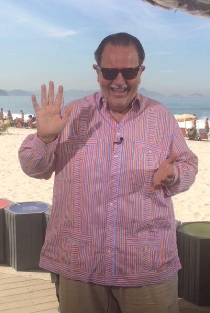 Además, Raúl continuará por varios días en Brasil, para traernos la mejo...