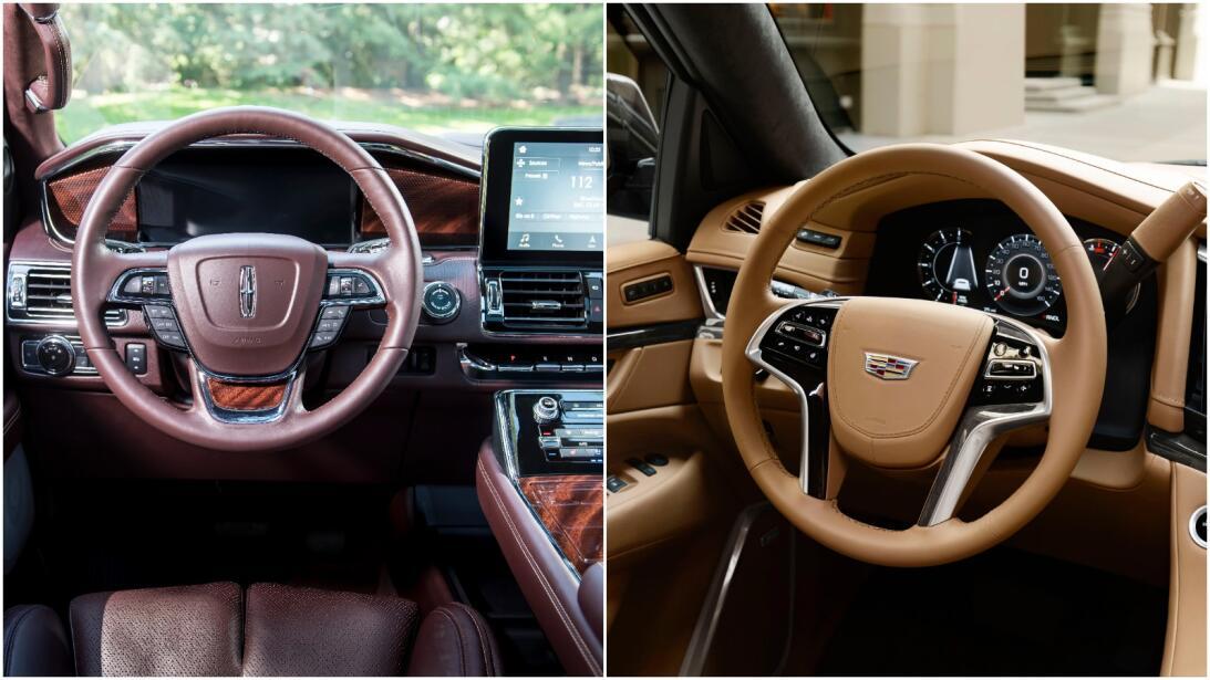 Sea usted el juez: Lincoln Navigator vs. Cadillac Escalade pjimage-2.jpg