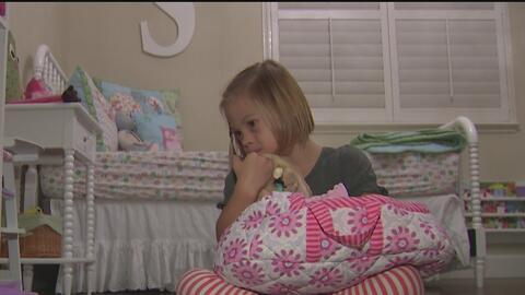 Esta pequeña ha conmocionado al mundo con su mensaje que se ha vuelto viral