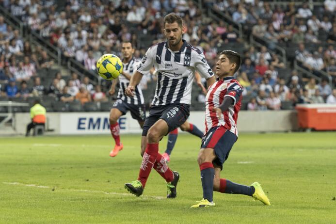 Nicolás Sánchez, defensa argentino, estaría en la carpeta del Club León...
