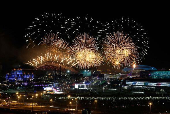 Magnífica estampa de la ciudad de Sochi.