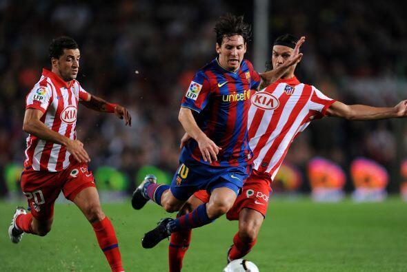 Aunque no todo ha sido alegrías y buenos momentos, Messi vivió momentos...