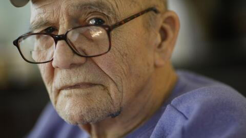 Un tercio de los individuos mayores de 70 años que aparentemente...