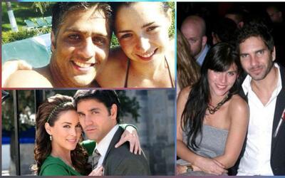 Famosos que trabajaron con sus ex en las telenovelas