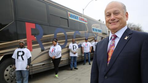 Rocky de la Fuente, candidato demócrata