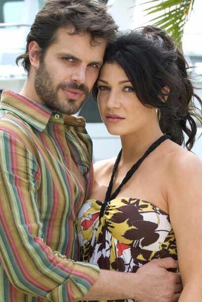 """En su debut en Televisa fue el ex presidiario """"Dante"""" en """"Verano de Amor..."""