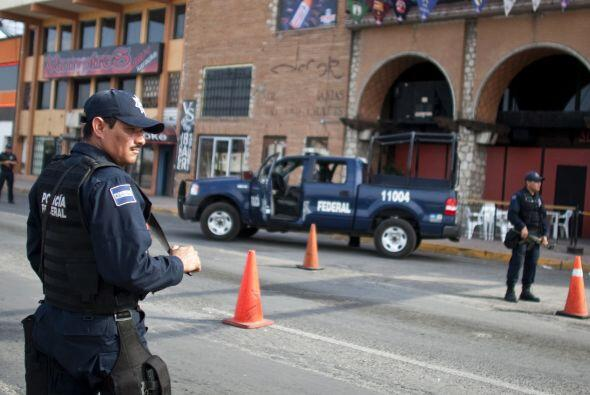 CIUDAD JUÁREZ, MÉXICO: Tuvo 749 homicidios por 1,339,648 habitantes.