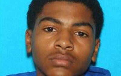 El atacante James Eric Davis Jr., de 19 años, en la imagen que di...