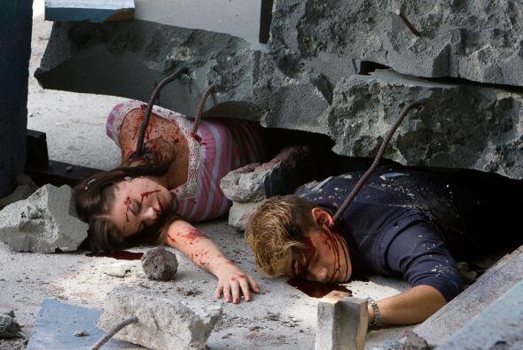 No estaba previsto que ninguno de ellos sobreviviera y, en una terrible...