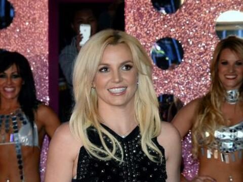 """""""En Planet Hollywood viendo a mi novia, Britney Spears, con su show Piec..."""
