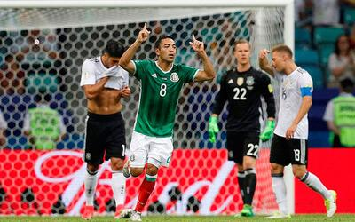 Tri México vs Alemania