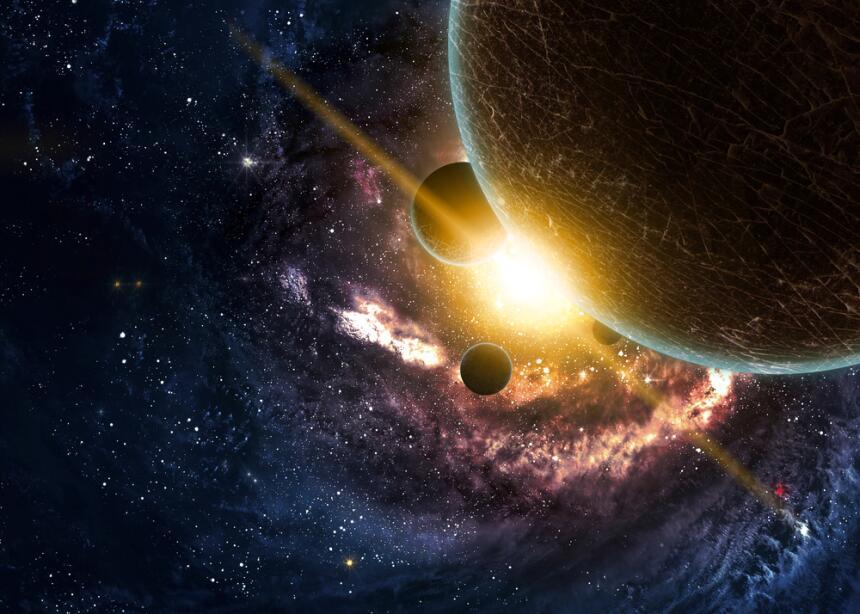 El trino planetario de Saturno con Urano combina la prudencia con la ori...