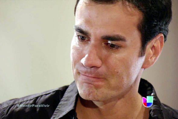 """Lo peor fue cuando llegó """"Ricardo"""" y reconoció a su padre muerto."""
