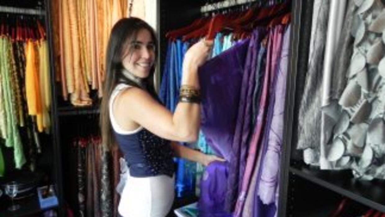 Lorena Rivadeneira siempre ha tenido una pasión por el lado creativo de...