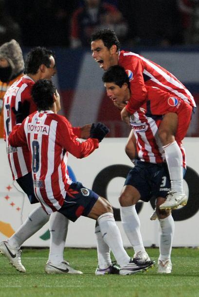 El conjunto mexicano deberá definir el título con el ganador de la llave...