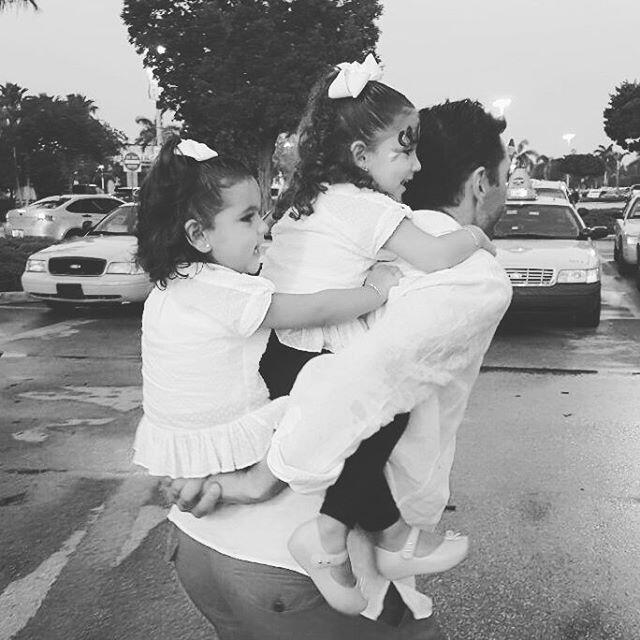 Hijas de Jacky Bracamontes