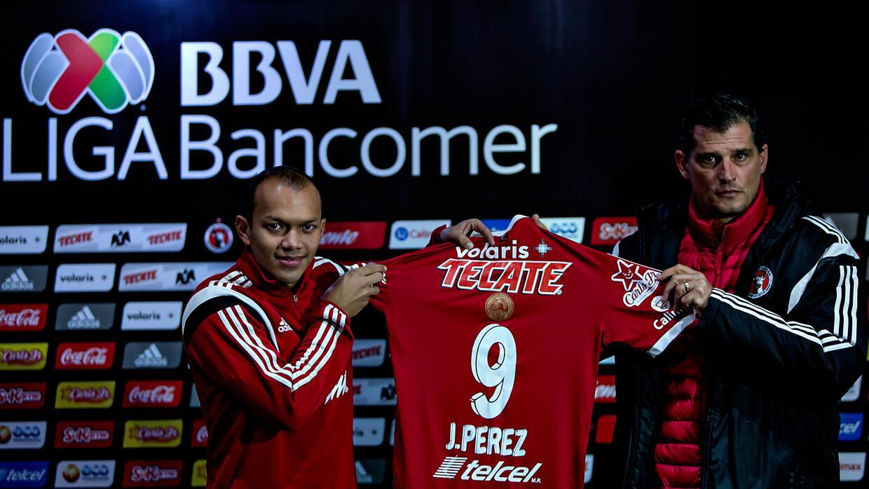 Juan David Pérez e Ignacio Palou