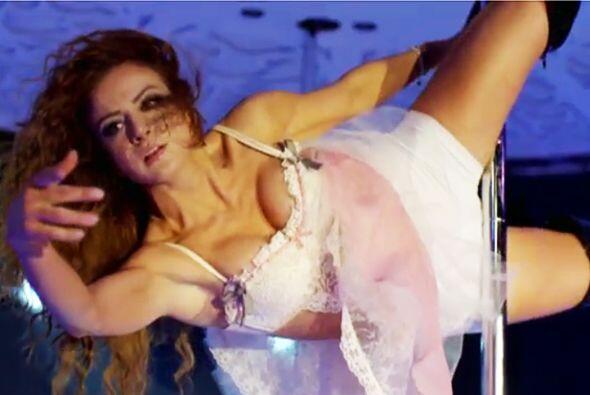 Sí, ahora ya sabes muy bien que es la bailarina estrella del 'Chicago'....