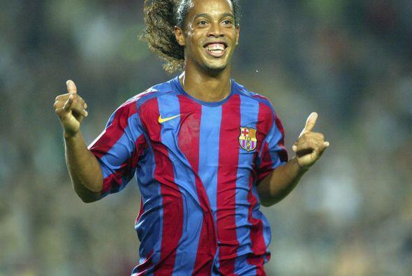 Ya sea con el Gremio, Paris Saint Germain, Barcelona, Milán, Flamengo, A...