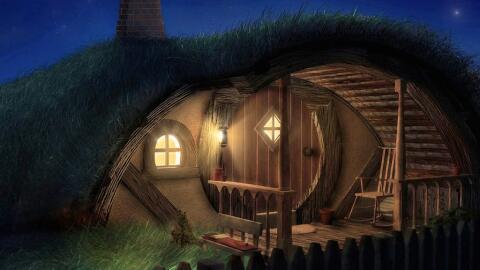 Quieren reconstruir madriguera de hobbit
