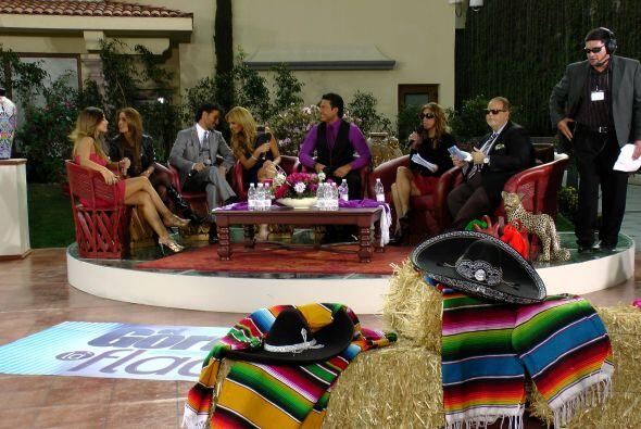 Además, también estuvieron presentes Claudia Álvarez y María Elisa Camar...