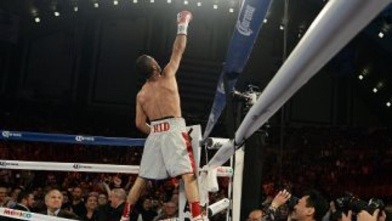 Sadam Ali derrotó a Carlos Abregu.