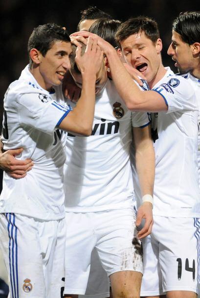 Benzema fue formado en el Lyon y de ahí se proyecto al panorama internac...
