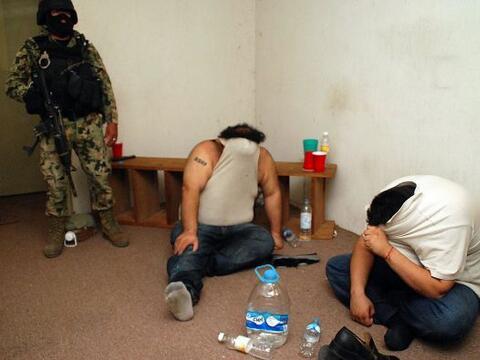 El clima de violencia en México se ha extendido a la norte&ntilde...