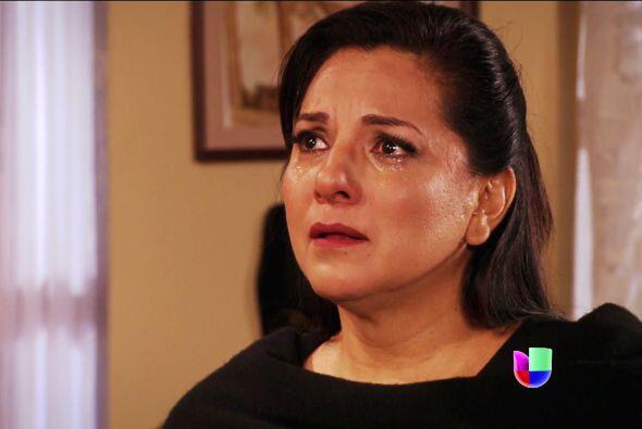¡Qué momento más doloroso doña Simona! Reciba todas nuestras condolencias.
