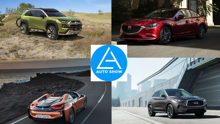 Principal Los Angeles Autoshow 2017