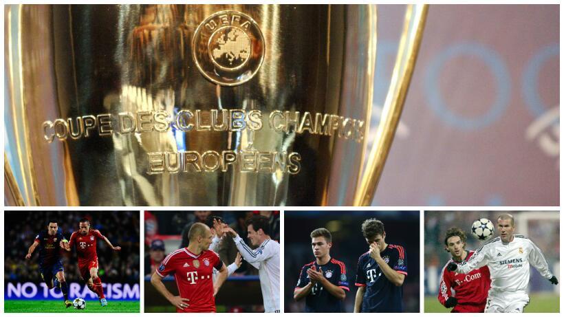 Desde el nuevo formato de la Champiosn League al Bayern Múnich no...
