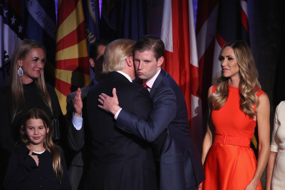 Los hijos de Trump