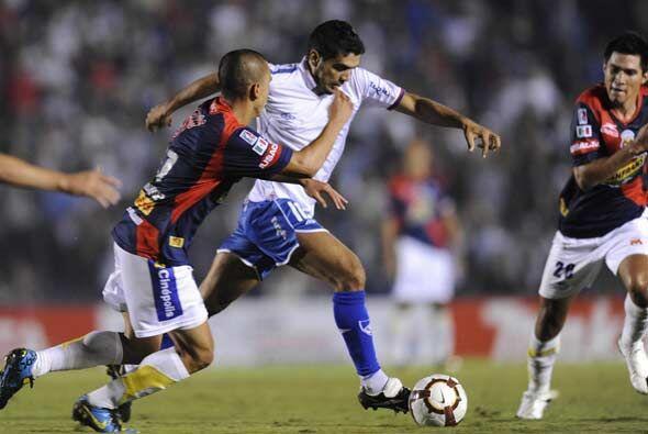 Por el Grupo 6 de la Copa Libertadores Nacional de Uruguay venció al Mor...