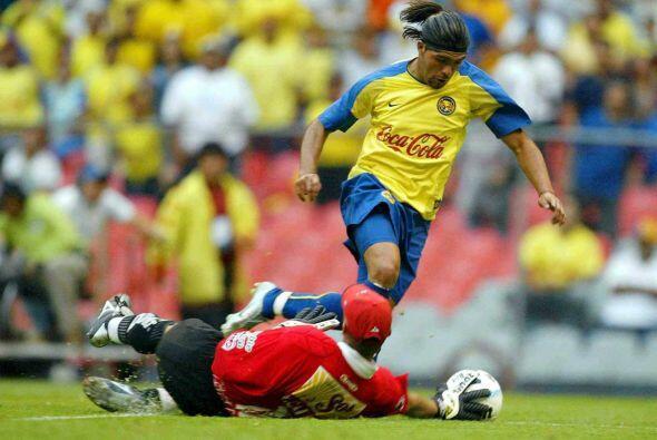 El cuarto empate entre estas escuadras se daría en el Apertura 2004 con...