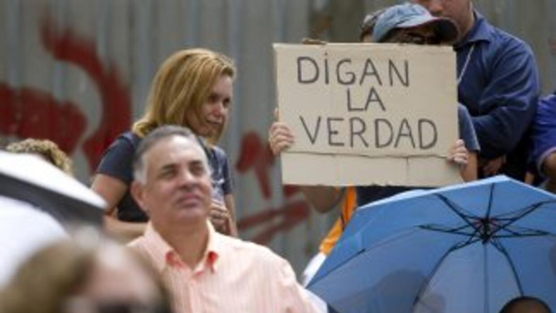 Sectores en Venezuela exigen mayor información sobre el estado de salud...